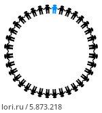 Купить «Лидер в коллективе», иллюстрация № 5873218 (c) Мастепанов Павел / Фотобанк Лори