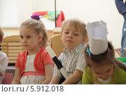 Купить «Дети в детском саду», фото № 5912018, снято 16 мая 2014 г. (c) Айнур Шауэрман / Фотобанк Лори