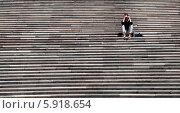 Лестница (2013 год). Редакционное фото, фотограф Ludenya Vera / Фотобанк Лори