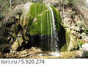 Водопад Серебряный (2010 год). Стоковое фото, фотограф Шадевский Дмитрий / Фотобанк Лори