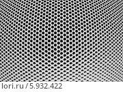Купить «Окрашенная стальная решетка - элемент теплообменника котла», эксклюзивное фото № 5932422, снято 23 мая 2014 г. (c) Валерий Акулич / Фотобанк Лори