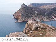 Купить «Крым», фото № 5942238, снято 4 января 2014 г. (c) Сергей Сучилкин / Фотобанк Лори