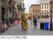 Купить «Львов, площадь Рынок», фото № 5942342, снято 11 мая 2014 г. (c) Ирина Яровая / Фотобанк Лори