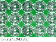 Купить «Электронные печатные платы», эксклюзивное фото № 5943806, снято 27 мая 2014 г. (c) Юрий Морозов / Фотобанк Лори