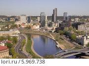 Современный Вильнюс. Литва (2014 год). Редакционное фото, фотограф Иван Козлов / Фотобанк Лори