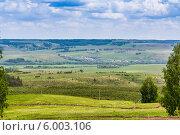 Купить «Летний пейзаж Башкирии», фото № 6003106, снято 27 мая 2014 г. (c) Ольга Сейфутдинова / Фотобанк Лори