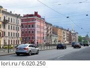Лиговский проспект. Санкт-Петербург (2014 год). Редакционное фото, фотограф Александр Щепин / Фотобанк Лори