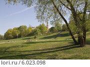 Парк. Вильнюс, Литва (2014 год). Стоковое фото, фотограф Иван Козлов / Фотобанк Лори