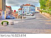 Купить «Бургос. Городской пейзаж. Исторический центр средневекового города», фото № 6023614, снято 2 мая 2014 г. (c) Parmenov Pavel / Фотобанк Лори