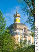 Фрагмент Спасо-Преображенского собора г. Перми (2012 год). Стоковое фото, фотограф Elena Monakhova / Фотобанк Лори