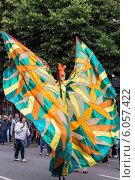 Уличный театр Pavana (2014 год). Редакционное фото, фотограф Коптева Зоя / Фотобанк Лори