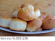 Ароматные булочки. Стоковое фото, фотограф Светлана Сейтназарова / Фотобанк Лори