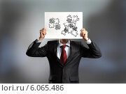 Купить «Logic thinking», фото № 6065486, снято 27 ноября 2012 г. (c) Sergey Nivens / Фотобанк Лори