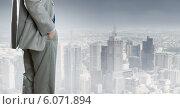 Купить «Bossy businessman», фото № 6071894, снято 16 августа 2013 г. (c) Sergey Nivens / Фотобанк Лори