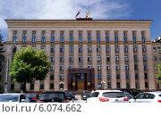 Административное здание (2014 год). Редакционное фото, фотограф Зацепина Галина / Фотобанк Лори