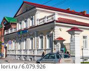 Купить «Дом купца Гаврилова», фото № 6079926, снято 14 мая 2012 г. (c) Elena Monakhova / Фотобанк Лори