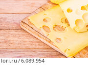 Сыр. Стоковое фото, фотограф Дмитрий Бодяев / Фотобанк Лори