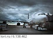Самолет (2011 год). Редакционное фото, фотограф Sofya Demskaya / Фотобанк Лори