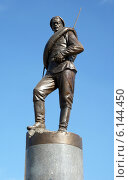 Памятник героям Первой мировой войны на Поклонной горе (2014 год). Редакционное фото, фотограф Данила Васильев / Фотобанк Лори
