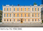 Купить «Академия наук Украины», фото № 6158566, снято 12 мая 2013 г. (c) Николай Голицынский / Фотобанк Лори