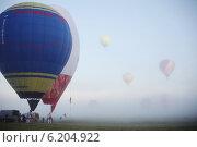 Небесная ярмарка Урала, воздушные шары (2014 год). Редакционное фото, фотограф Дмитриева Марина / Фотобанк Лори