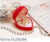 Свадебная композиция. Стоковое фото, фотограф Виктор Топорков / Фотобанк Лори