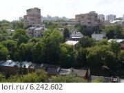 Купить «Городская застройка центральной части города, Нижний Новгород», фото № 6242602, снято 5 августа 2014 г. (c) Андрей Забродин / Фотобанк Лори