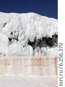 Бассейны Памуккале, Турция. Стоковое фото, фотограф Зименков Юрий / Фотобанк Лори