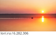 Вечерняя рыбалка. Стоковое фото, фотограф Павловский Андрей / Фотобанк Лори