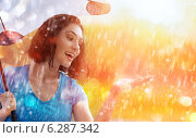 Купить «Autumn rain», фото № 6287342, снято 22 июня 2014 г. (c) Константин Юганов / Фотобанк Лори