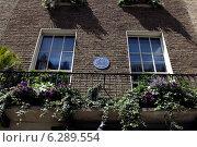 Лондон. Музей Шерока Холмса (2014 год). Стоковое фото, фотограф Корчагина Полина / Фотобанк Лори