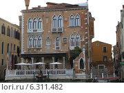 Купить «Венеция. Дворец на Гранд Канале», фото № 6311482, снято 15 февраля 2013 г. (c) Елена Велесова / Фотобанк Лори