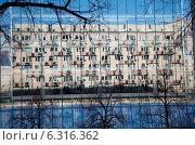 Warsaw, Jerusalem Avenue. Редакционное фото, агентство BE&W Photo / Фотобанк Лори