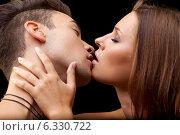 Купить «Kiss», фото № 6330722, снято 6 июля 2014 г. (c) Serg Zastavkin / Фотобанк Лори