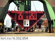 Купить «The Gdansk Shipyard, Poland», фото № 6332654, снято 28 июля 2004 г. (c) Caro Photoagency / Фотобанк Лори