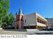 Театр кукол Удмуртской Республики. Ижевск (2014 год). Стоковое фото, фотограф Agnes Chvankova / Фотобанк Лори