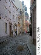 Купить «Старая Рига», эксклюзивное фото № 6358966, снято 29 августа 2014 г. (c) Svet / Фотобанк Лори