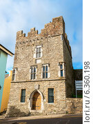 Замок Десмонд. Кинсейл. Ирландия (2010 год). Стоковое фото, фотограф Andrei Nekrassov / Фотобанк Лори