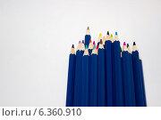 Цветные карандаши. Стоковое фото, фотограф Иван Корчагин / Фотобанк Лори
