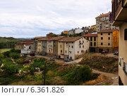 Купить «Old houses in Haro. La Rioja», фото № 6361826, снято 28 июня 2014 г. (c) Яков Филимонов / Фотобанк Лори