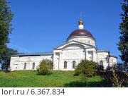 Купить «Мышкин. Никольский собор», эксклюзивное фото № 6367834, снято 8 августа 2014 г. (c) Александр Замараев / Фотобанк Лори