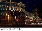 Ночной город (2014 год). Редакционное фото, фотограф Владимир Лукин / Фотобанк Лори