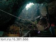 Kanchanaburi, Thailand, the cave of Tham Phu Wa Temple (2011 год). Стоковое фото, агентство Caro Photoagency / Фотобанк Лори