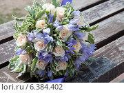 Букет невесты. Стоковое фото, фотограф Александра Орехова / Фотобанк Лори