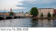 Купить «Buildings at the waterfront, Riddarfjarden, Stockholm, Sweden», фото № 6386438, снято 7 декабря 2019 г. (c) Ingram Publishing / Фотобанк Лори