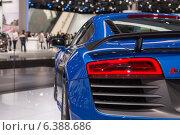 Купить «Автомобиль Audi R8 LMX», фото № 6388686, снято 3 сентября 2014 г. (c) Павел Лиховицкий / Фотобанк Лори