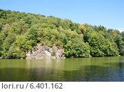Купить «Армения, озеро Парз Лич», фото № 6401162, снято 11 сентября 2014 г. (c) Овчинникова Ирина / Фотобанк Лори