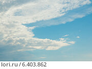 Небесный пейзаж. Стоковое фото, фотограф Анна Дорофеенко / Фотобанк Лори
