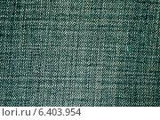 Джинсовая текстура. Стоковое фото, фотограф Андрей Семин / Фотобанк Лори