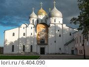 Софийский собор в Великом Новгороде (2014 год). Стоковое фото, фотограф Антон Каменский / Фотобанк Лори